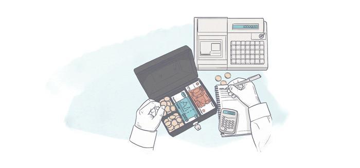 Ведения упрощенной бухгалтерии срок хранения ведомостей по заработной плате